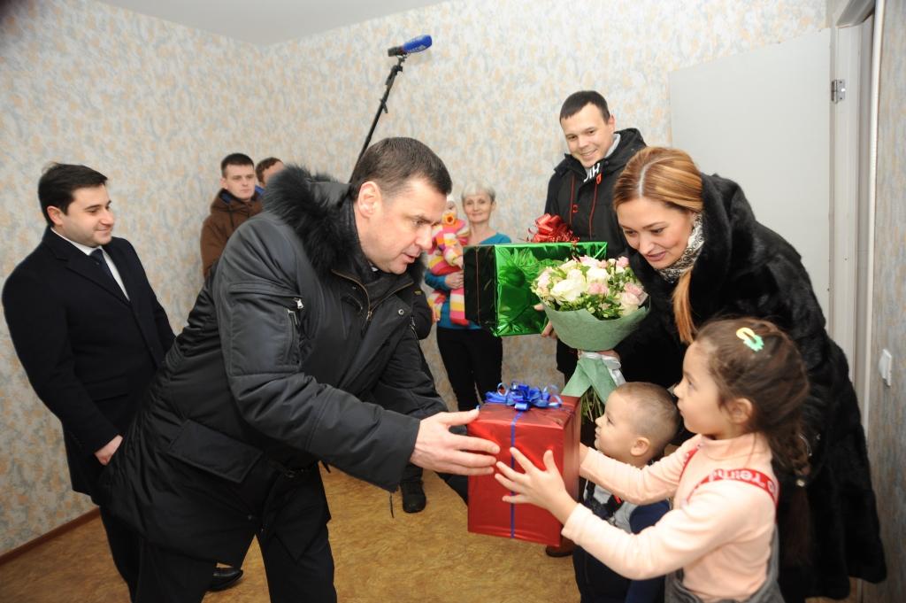 Проблемы обманутых дольщиков СУ-155 в Ярославской области полностью решены