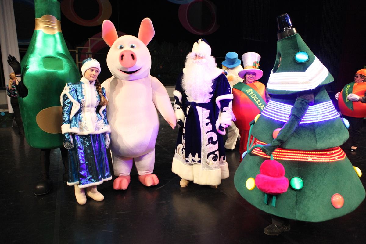 Более 300 мероприятий и концертов на новогодние праздники подготовили ярославские учреждения культуры