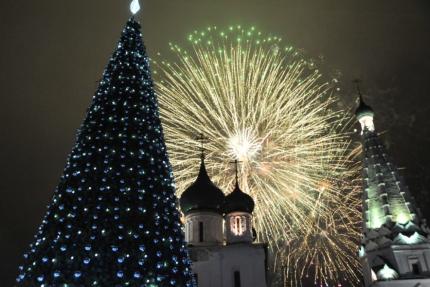 В Ярославской области определили площадки для запуска фейерверков