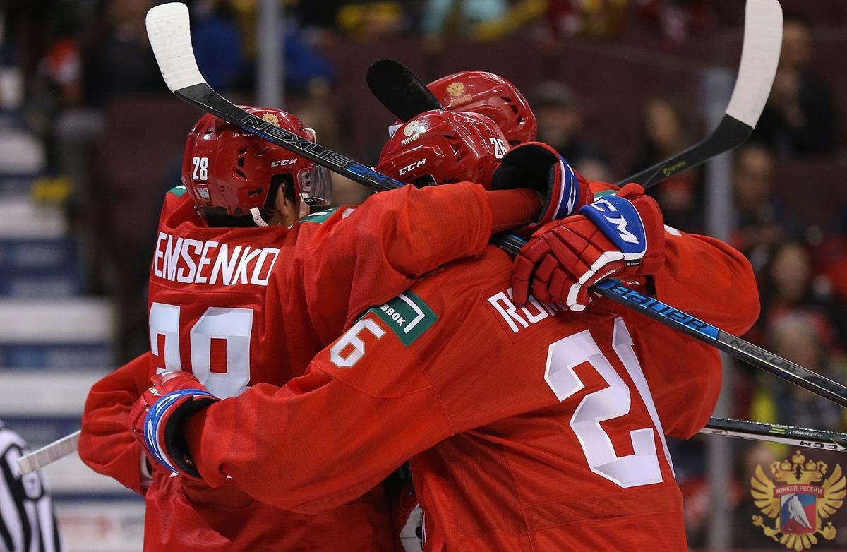 Игроки «Локомотива» помогли молодежной сборной России выиграть стартовый матч на чемпионате мира
