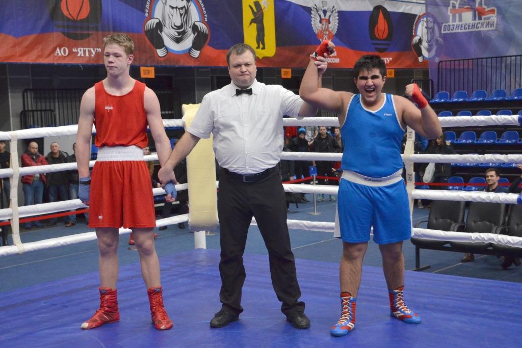 В Ярославле впервые проходит Кубок Золотого кольца по боксу