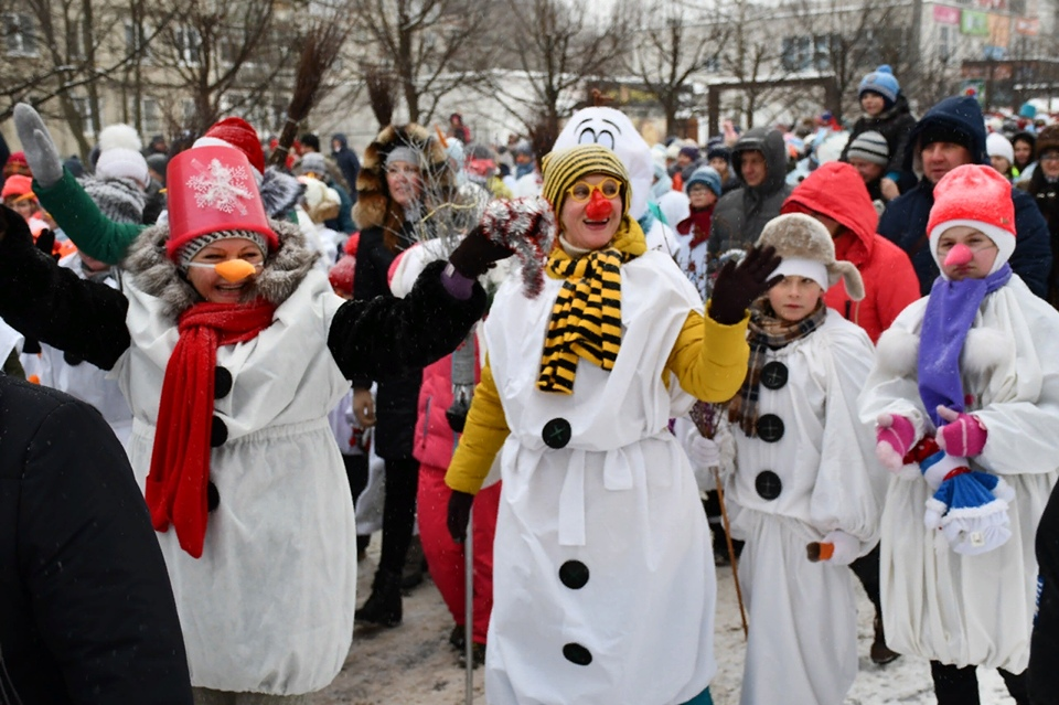 Мандариновое настроение. Как отпразднуют Новый год в Ярославской области