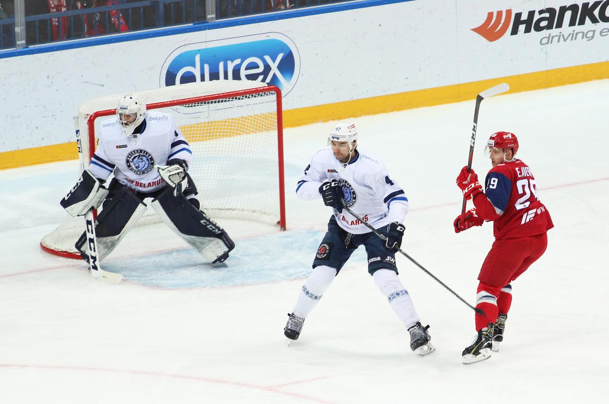 «Локомотив» уступил минскому «Динамо» в заключительном матче 2018 года