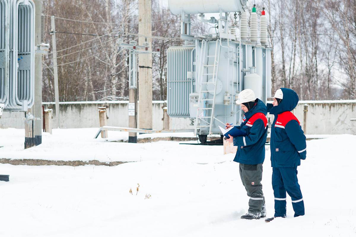 МРСК Центра - управляющая организация ПАО МРСК Центра и Приволжья усилило контроль над работой энергосистемы в новогодние каникулы