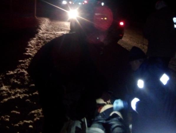 В Ярославской области водитель сбил пешехода и скрылся с места ДТП