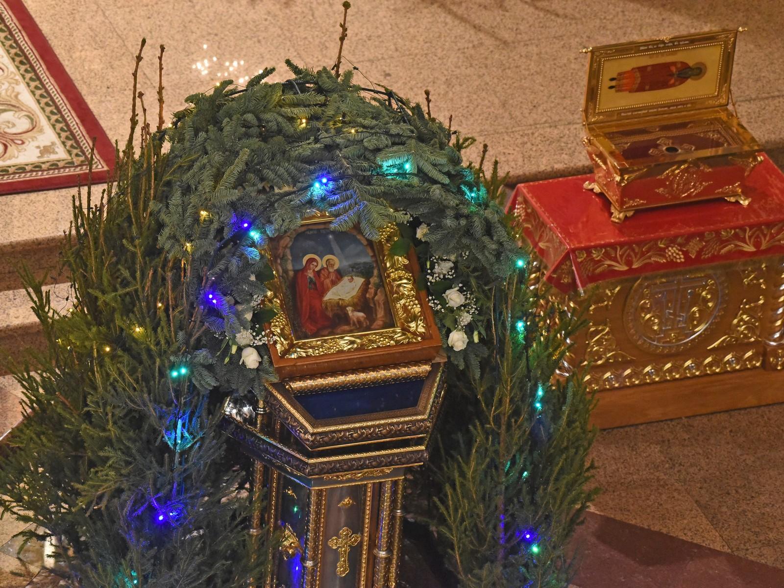 В Ярославле рождественские богослужения пройдут в 40 храмах