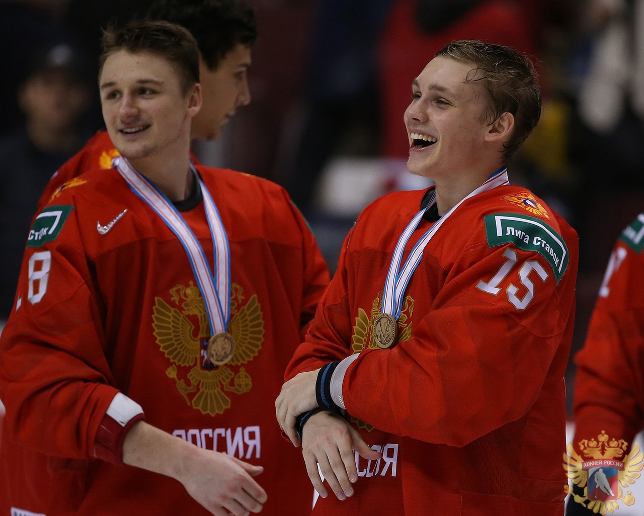 Три игрока «Локомотива» стали бронзовыми призерами молодежного чемпионата мира
