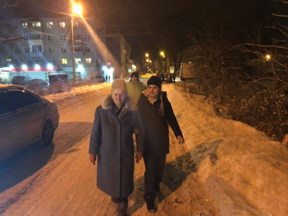Ярославские волонтеры рассказали о чудесном спасении потерявшейся бабушки
