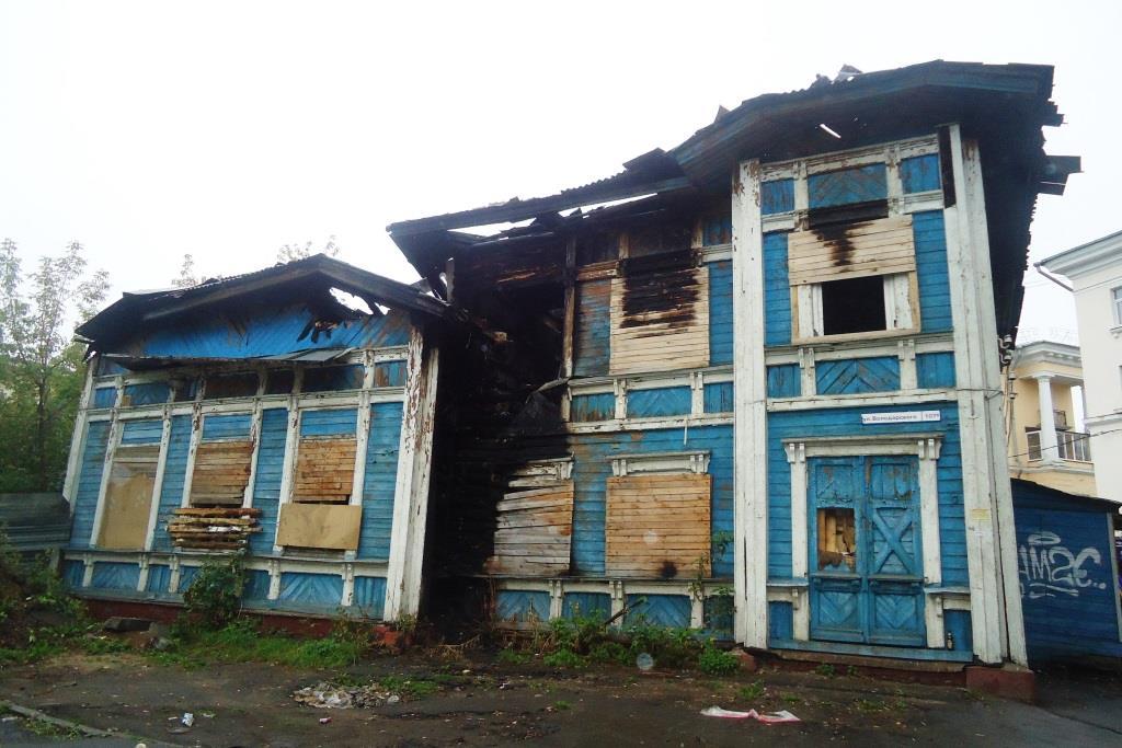 Собственника здания бывшей детской городской больницы оштрафовали на 110 тысяч рублей