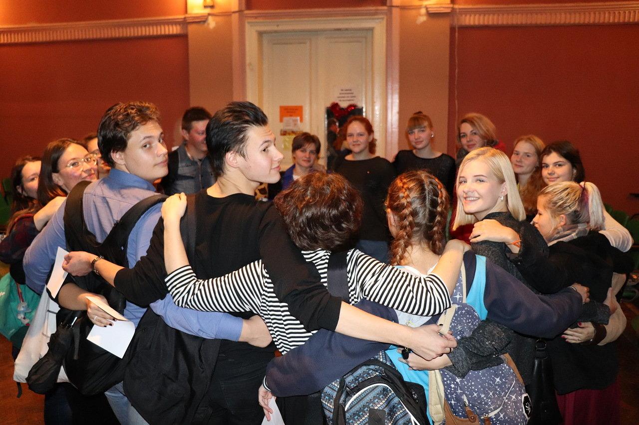 «Беззвучный театр» создали ярославские школьники