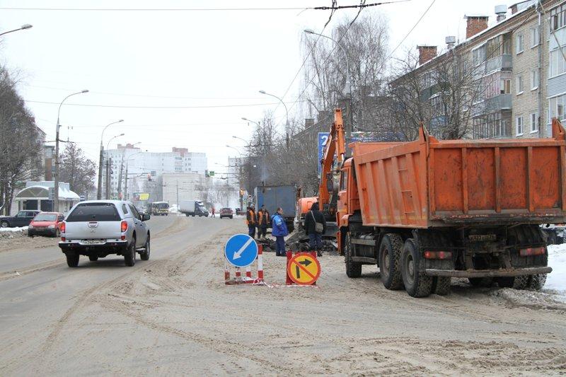 В Рыбинске 30 многоквартирных домов остались без холодной воды