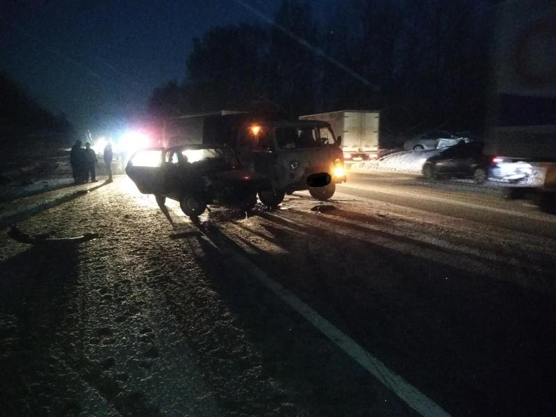 Озвучены подробности смертельного ДТП на трассе М8 в Ярославской области