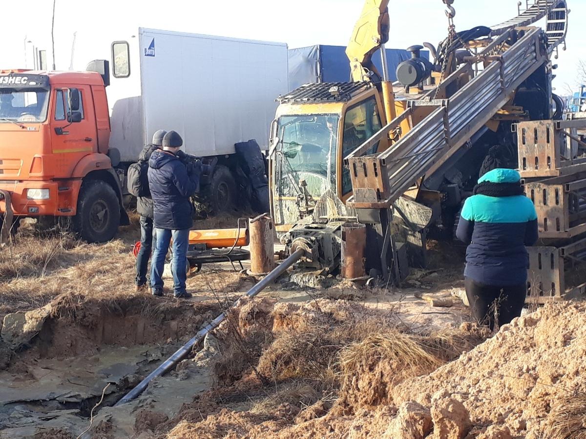 Завершен второй этап модернизации очистных сооружений в Рыбинске
