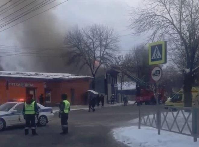 В Ярославле задержали мужчину по подозрению в поджоге дома на Перекопе