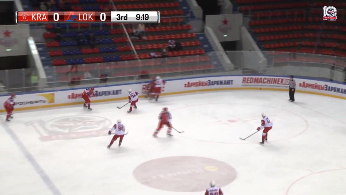 «Локо» повторно проиграл «Красной Армии», не забив ни одного гола