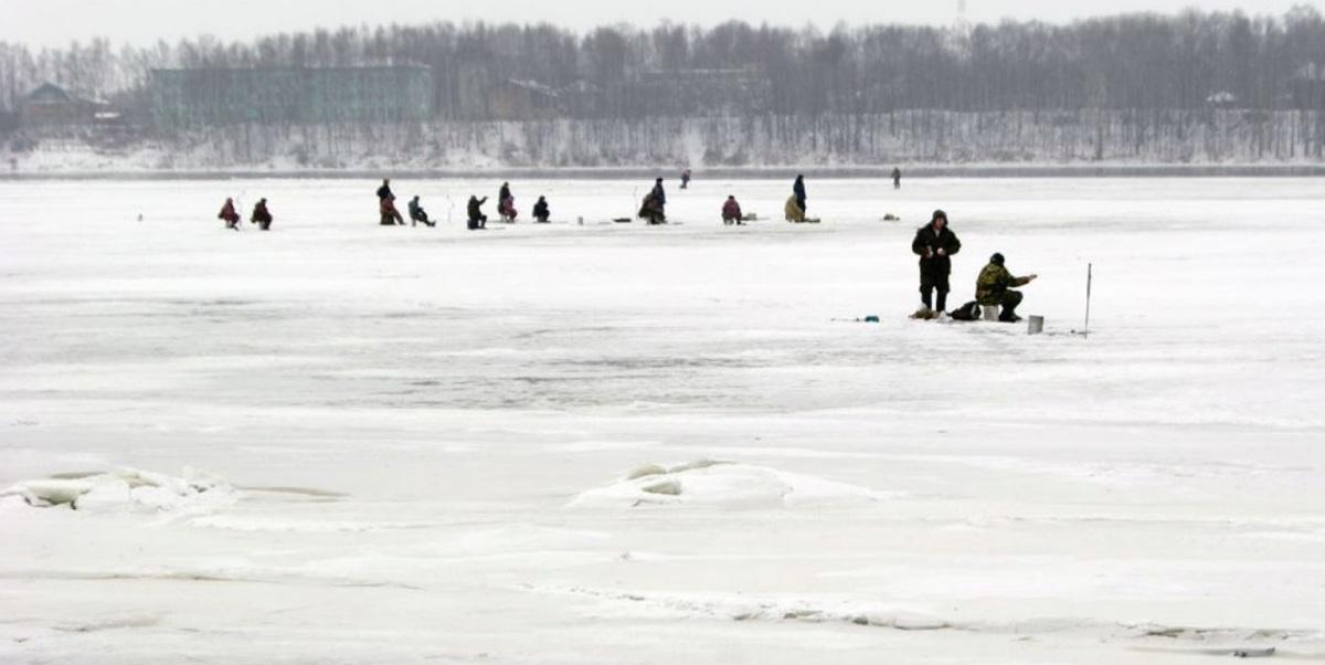 В Рыбинске пенсионер провалился под лед