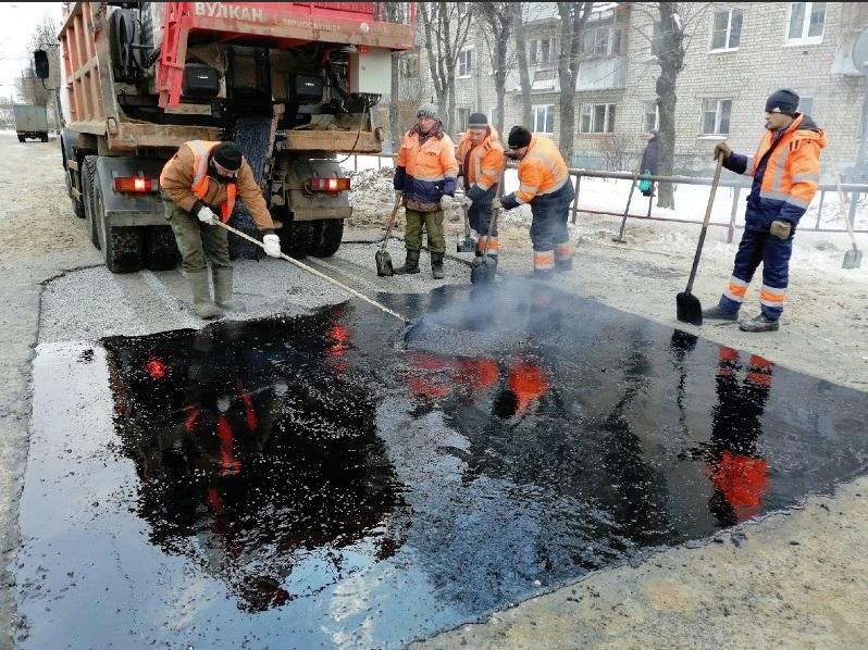 Коммунальную аварию в Рыбинске устранили