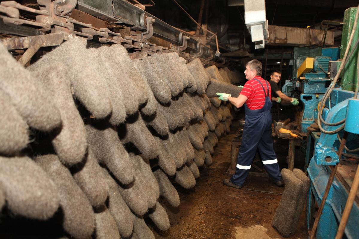 115-й сезон знаменитой фабрики. Валенки ярославского предприятия популярны в Западной Европе