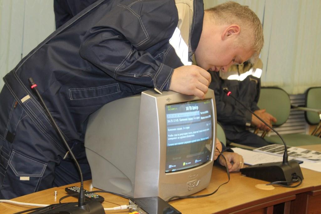 Около 100 волонтеров будут помогать жителям региона в вопросах подключения к цифровому телевещанию