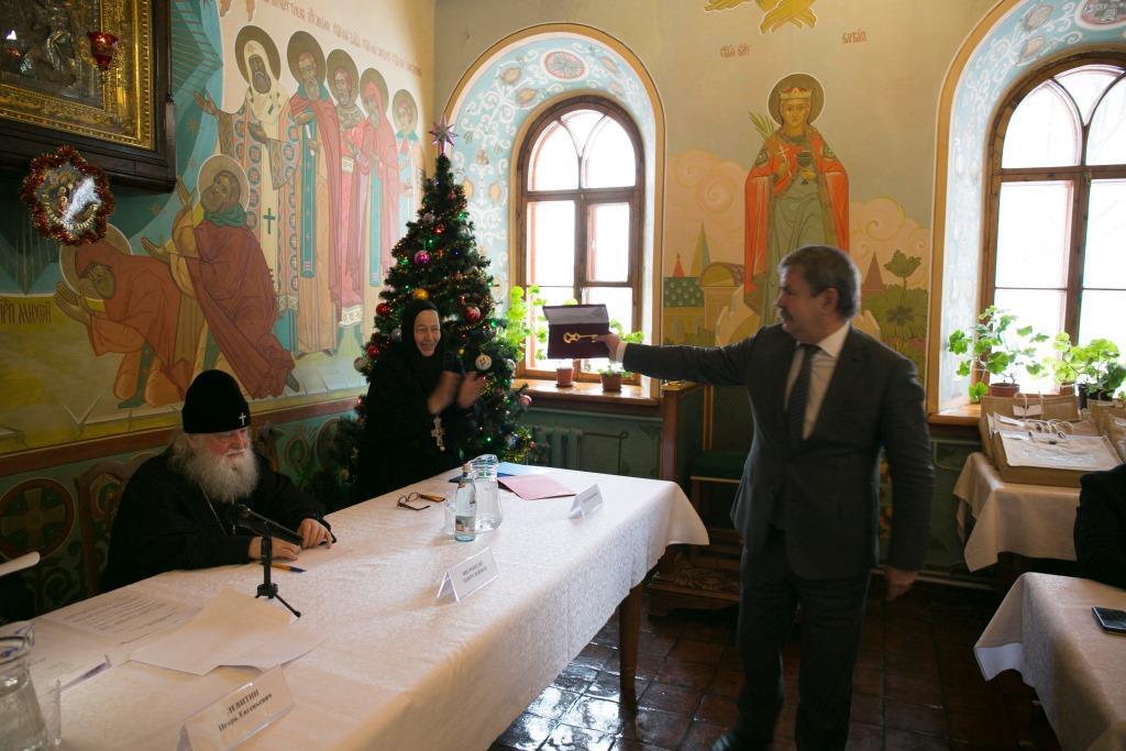 В Свято-Введенском Толгском монастыре завершены работы по реконструкции кровли