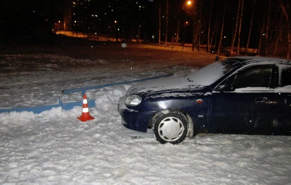 В Ярославле женщина без прав на иномарке сбила подростка