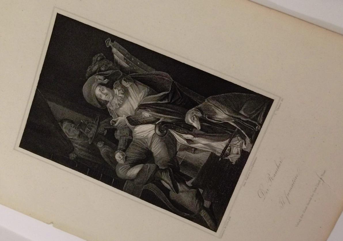 Ярославскому художественному музею подарили четыре гравюры
