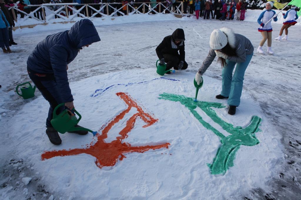 В Ярославской области впервые проходят российские соревнования по фристайлу: фоторепортаж
