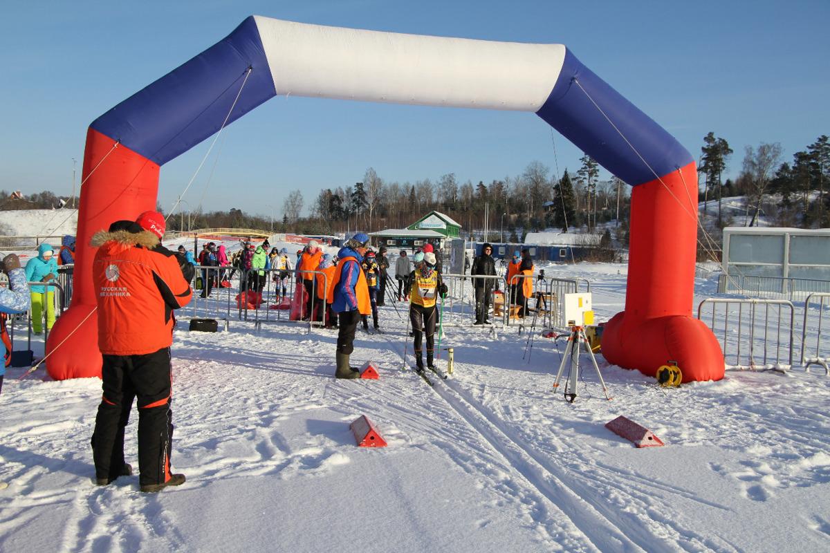 В «Демино» стартовал чемпионат Центрального федерального округа по лыжным гонкам