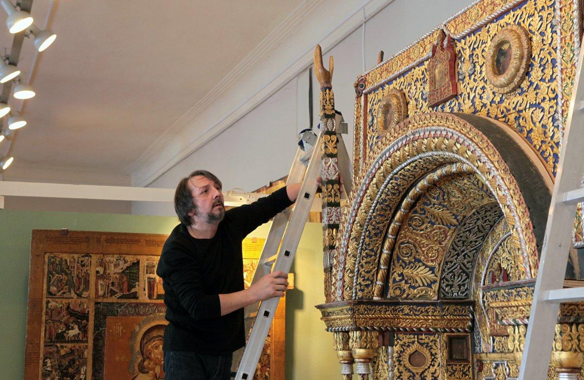 В Ярославском музее-заповеднике вновь «открыли» царские врата