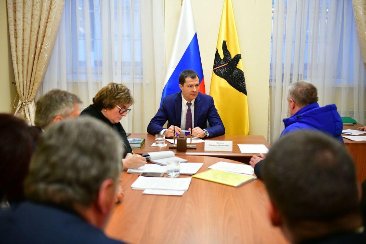 Ярославцы попросили мэра благоустроить набережную в Норском