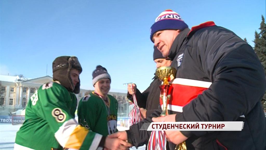 Андрей Коваленко провел мастер-класс для студентов в центре Ярославля