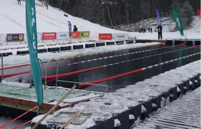 Рыбинская спортсменка взяла медали на чемпионате по зимнему плаванию