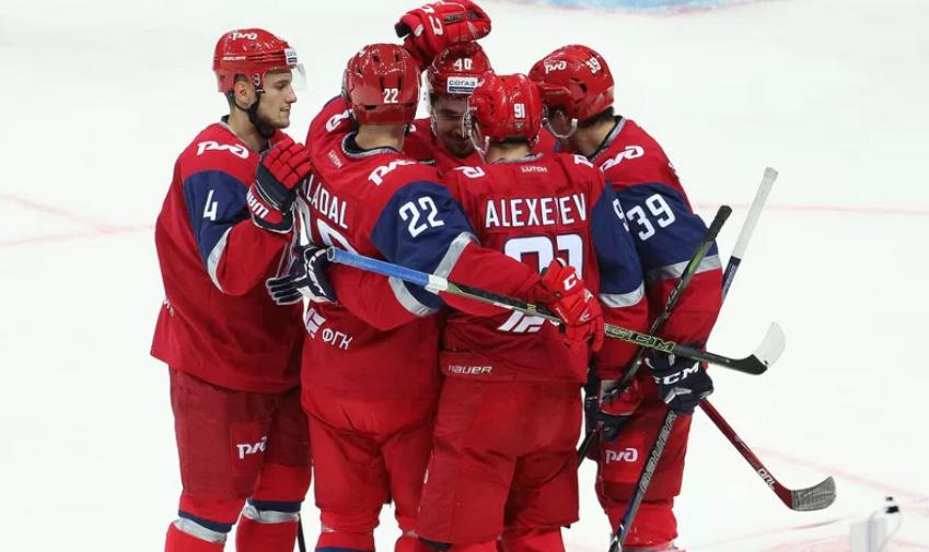 Ярославцы увидят хоккеистов «Локомотива» в матче сборной