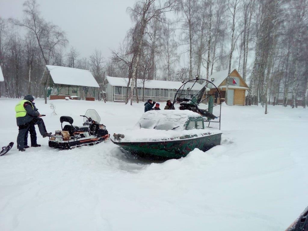 В рамках акции «Снегоход» выявлено и пресечено 30 нарушений