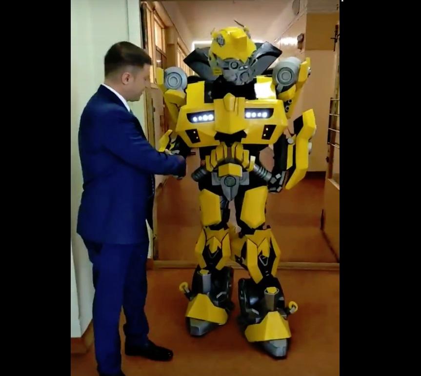 Ярославские роботы, которые всех удивили