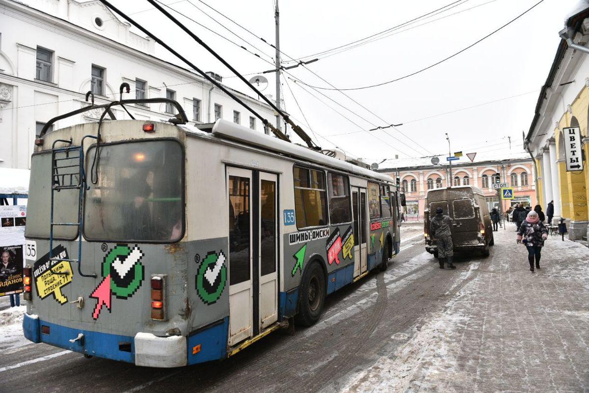 В Ярославле будет организовано единое парковочное пространство