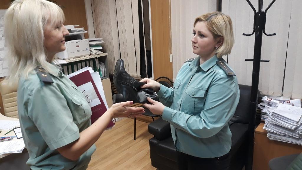 Ярославец отсудил у магазина деньги за испорченный ботинок