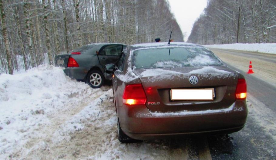В ДТП на улице Университетской в Ярославле пострадала женщина