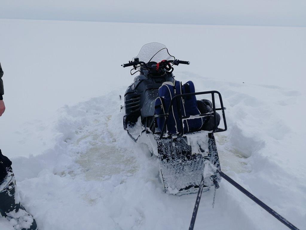 В рамках акции «Снегоход» в Ярославской области выявлено и пресечено 55 нарушений