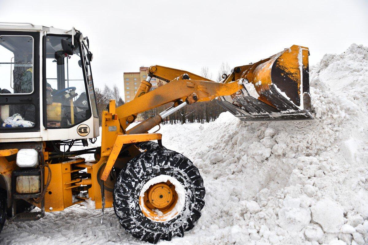 В Ярославле на Масленицу возведут 10 снежных горок