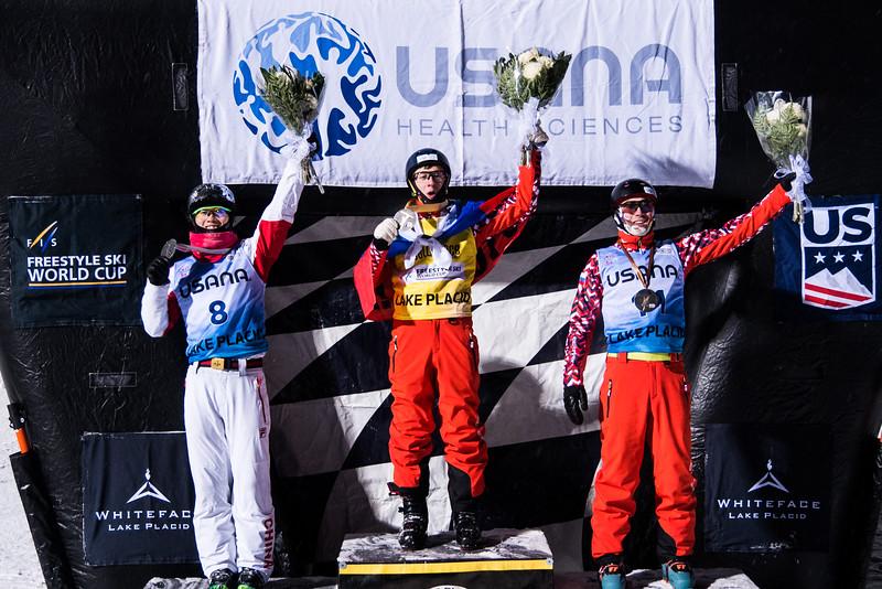 Ярославцы завоевали золото и серебро на чемпионате мира по фристайлу
