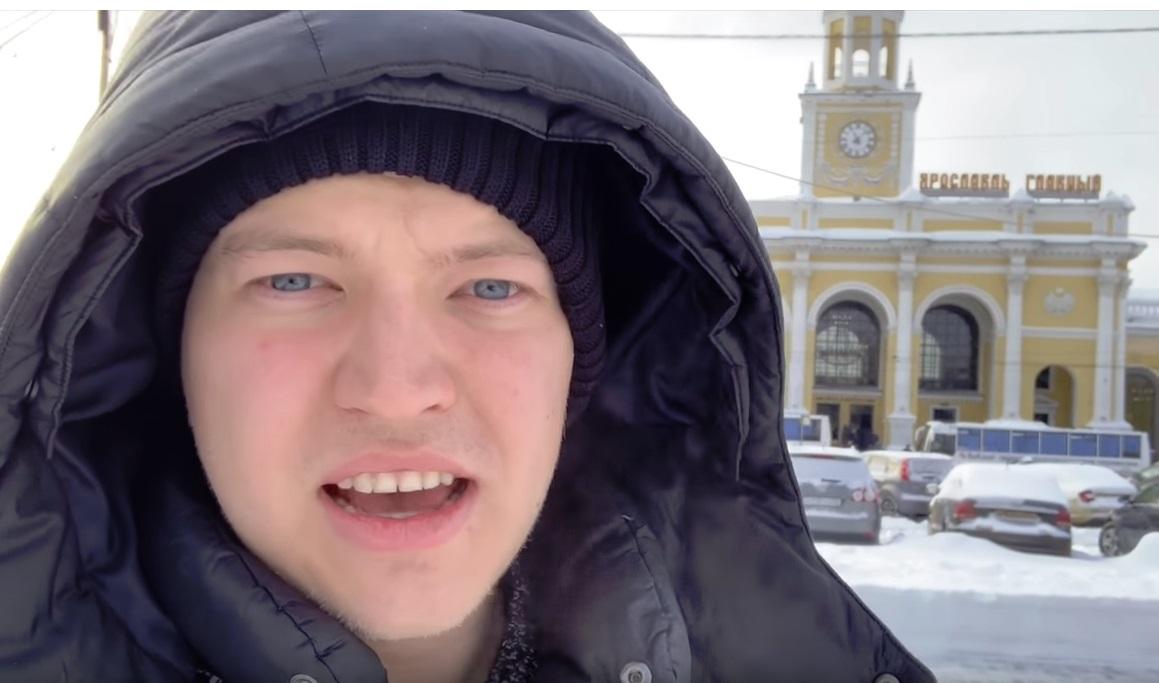 Английский блогер побывал в Ярославле и выложил на своем канале видео о поездке
