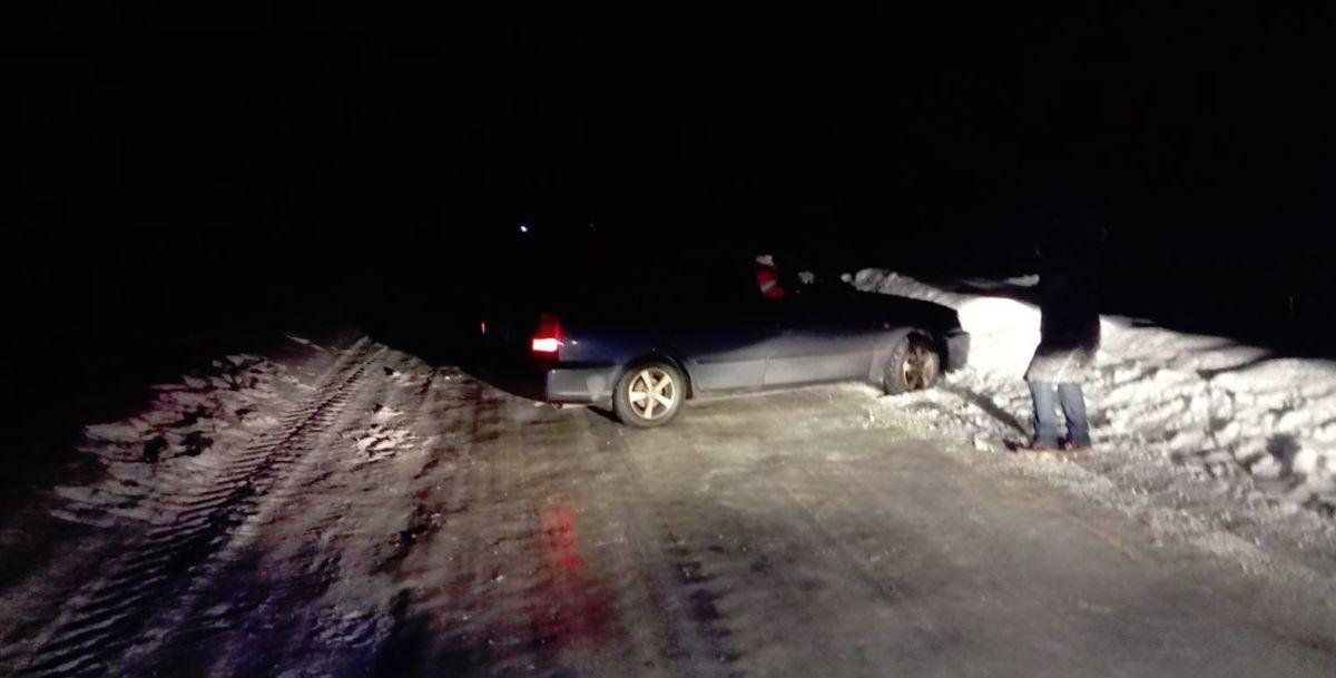 В Ярославской области сбили мужчину, шедшего посередине дороги