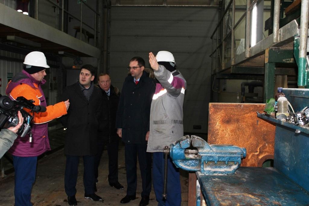 Подготовка к прохождению паводка на территории НПЗ имени Менделеева идет в штатном режиме