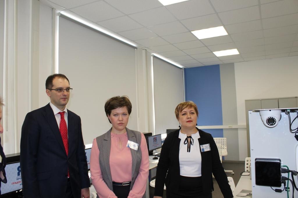 В Ярославской области создан региональный сетевой центр IT