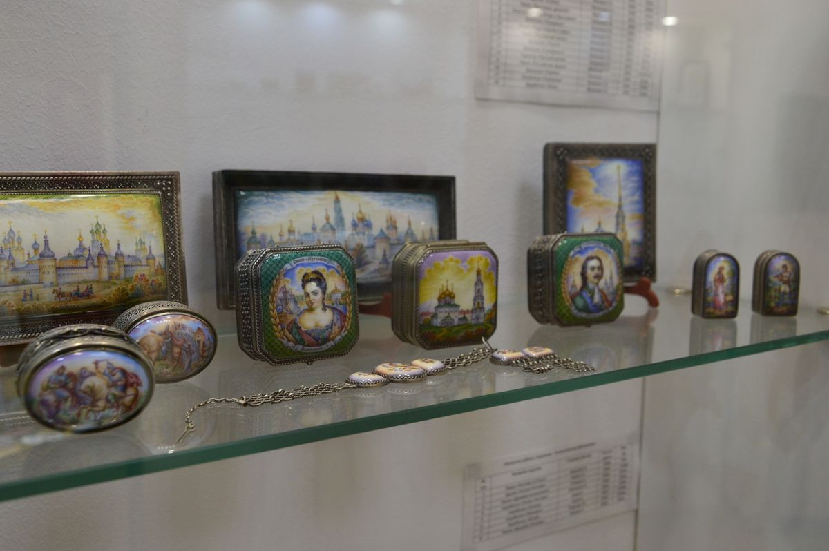 Ярославцы представят на выставке «Ладья. Весенняя фантазия – 2019» в Москве более 20 видов народно-художественных промыслов