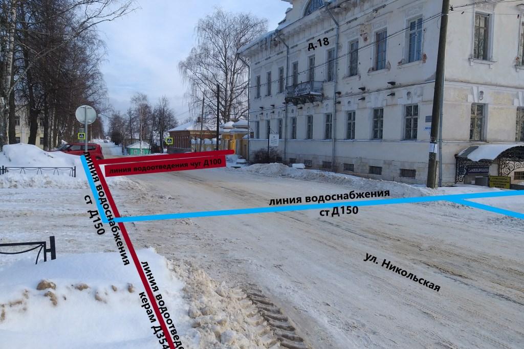 В Мышкине началась подготовка к восстановлению усадьбы Чистова