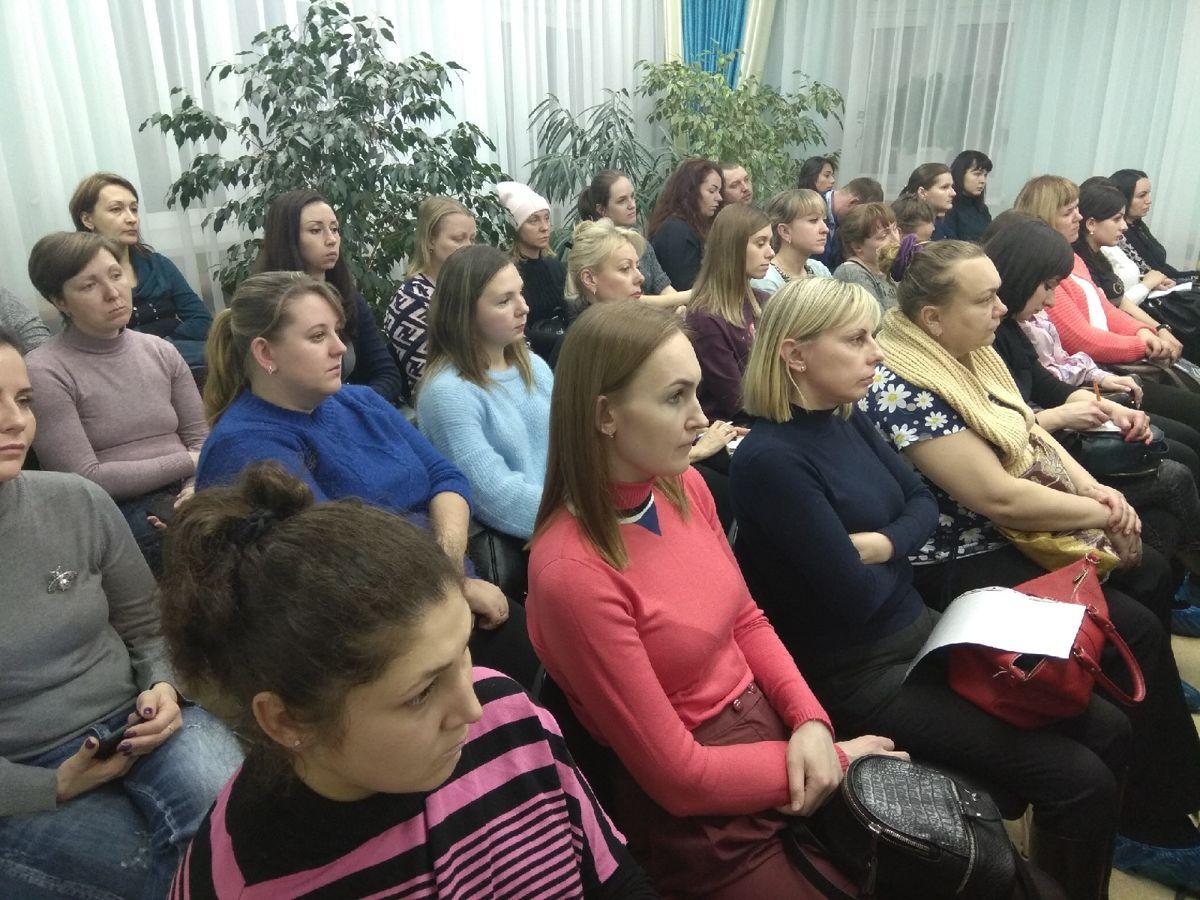 В детских садах проводятся родительские собрания для разъяснения нового порядка предоставления компенсации