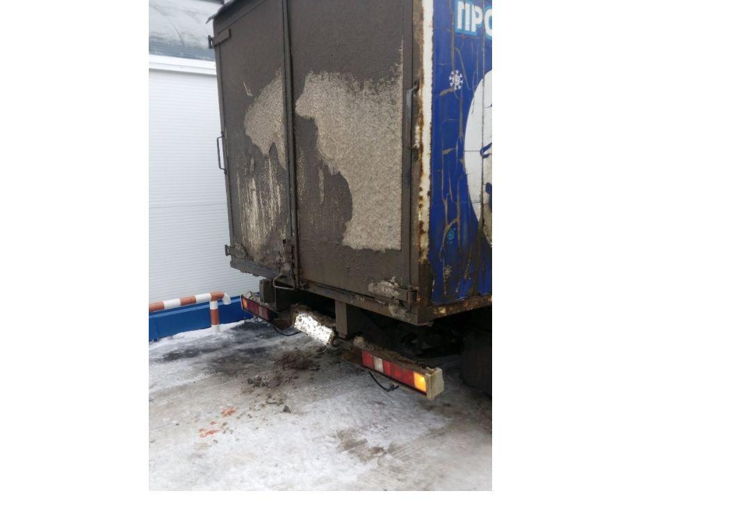 В Рыбинске водитель «Газели» сбил пенсионерку