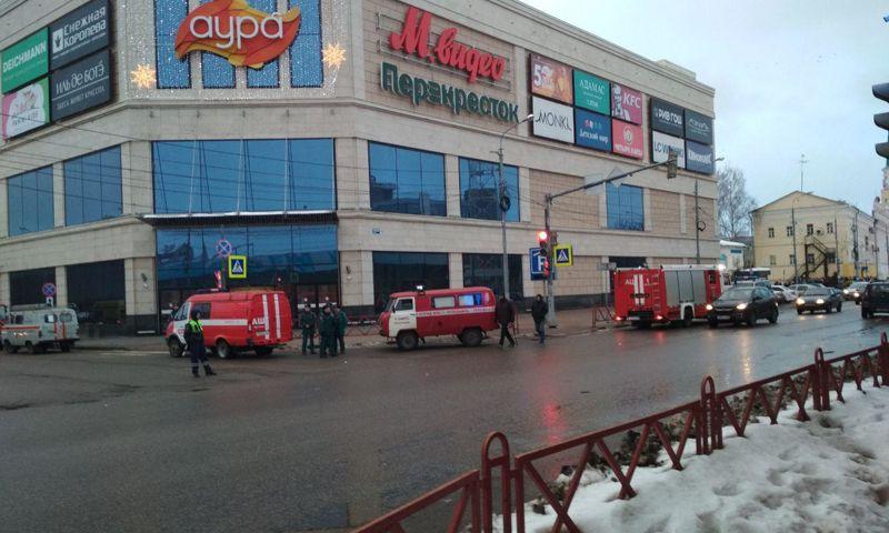 Эвакуация в «Ауре»: МВД сообщило о результатах обследования здания